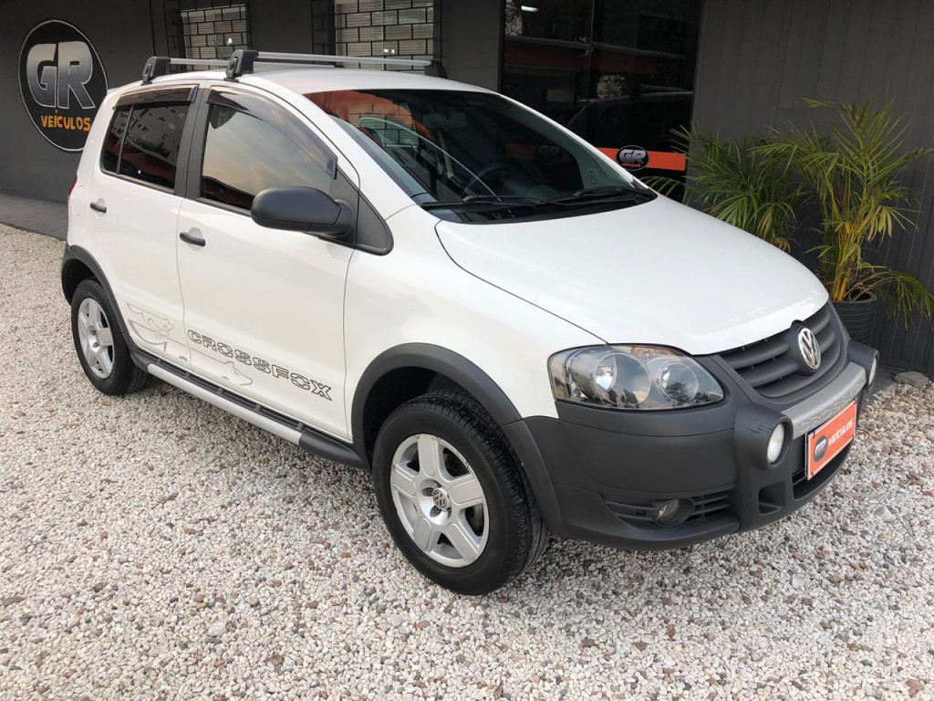 VOLKSWAGEN CROSSFOX 1.6 MSI FLEX  4P MANUAL