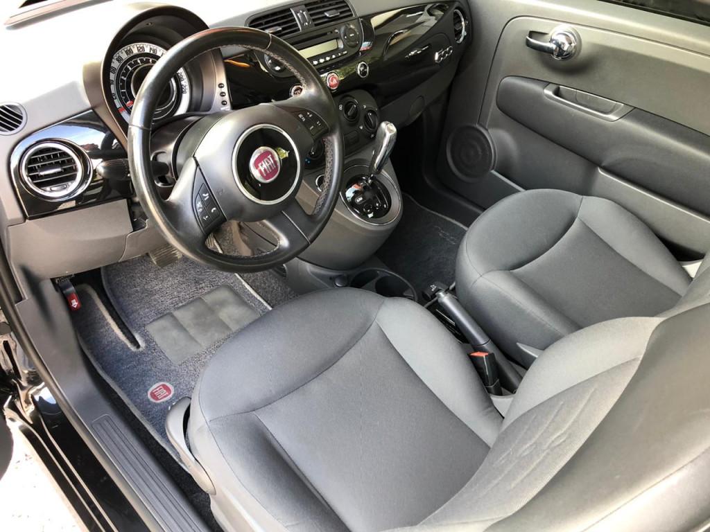 Imagem do veículo FIAT 500 1.4 CULT 8V FLEX 2P AUTOMATIZADO