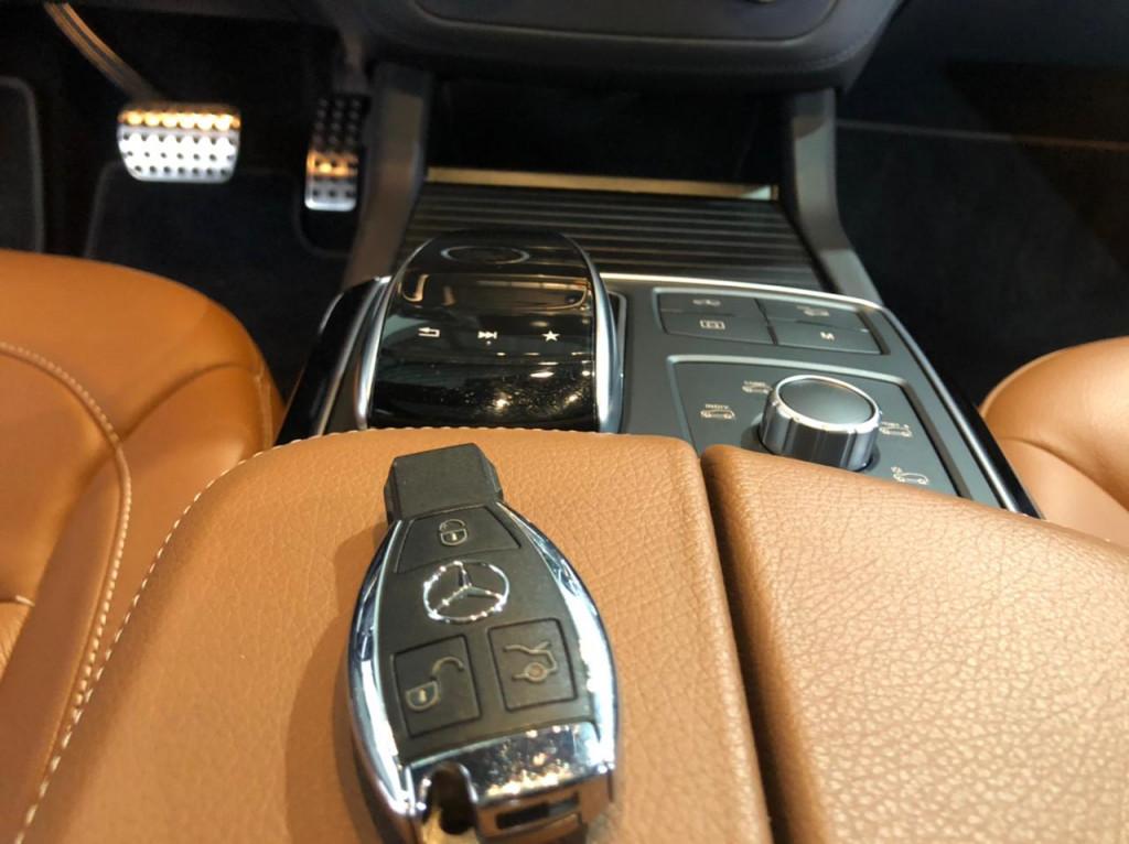 Imagem do veículo MERCEDES-BENZ GLE 43 AMG 3.0 V6 GASOLINA COUPÉ 4MATIC 9G-TRONIC