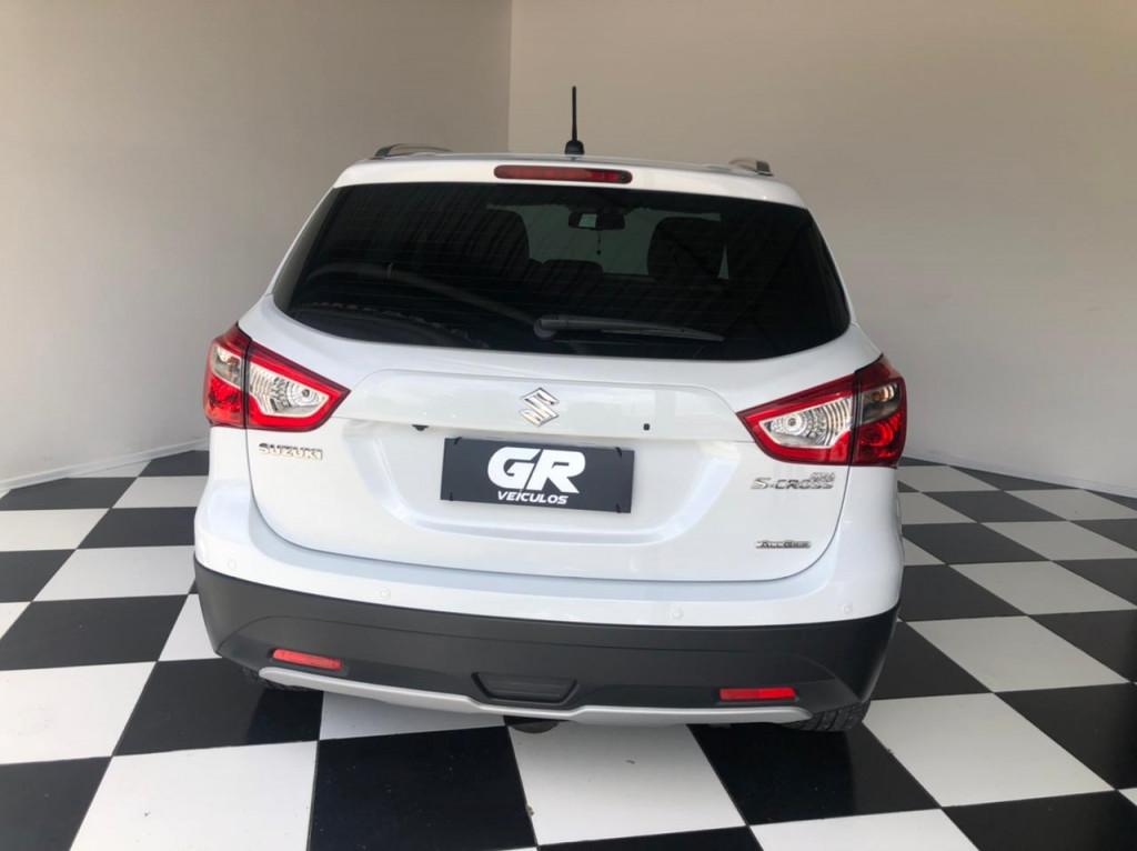 Imagem do veículo SUZUKI S-CROSS 1.6 16V VVT GASOLINA GLS 4P 4X4 AUTOMÁTICO