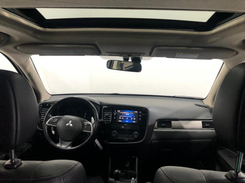 Imagem do veículo MITSUBISHI OUTLANDER 2.0 16V GASOLINA 4P AUTOMÁTICO