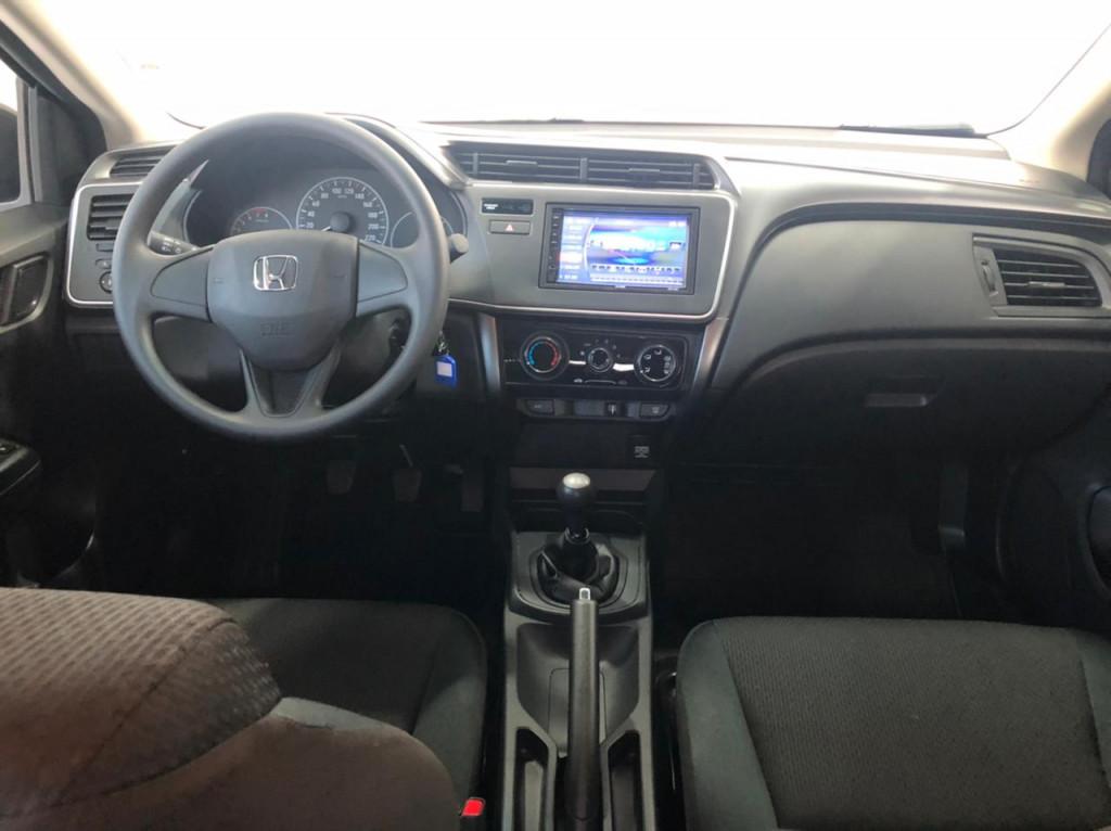 Imagem do veículo HONDA CITY 1.5 DX 16V FLEX 4P MANUAL