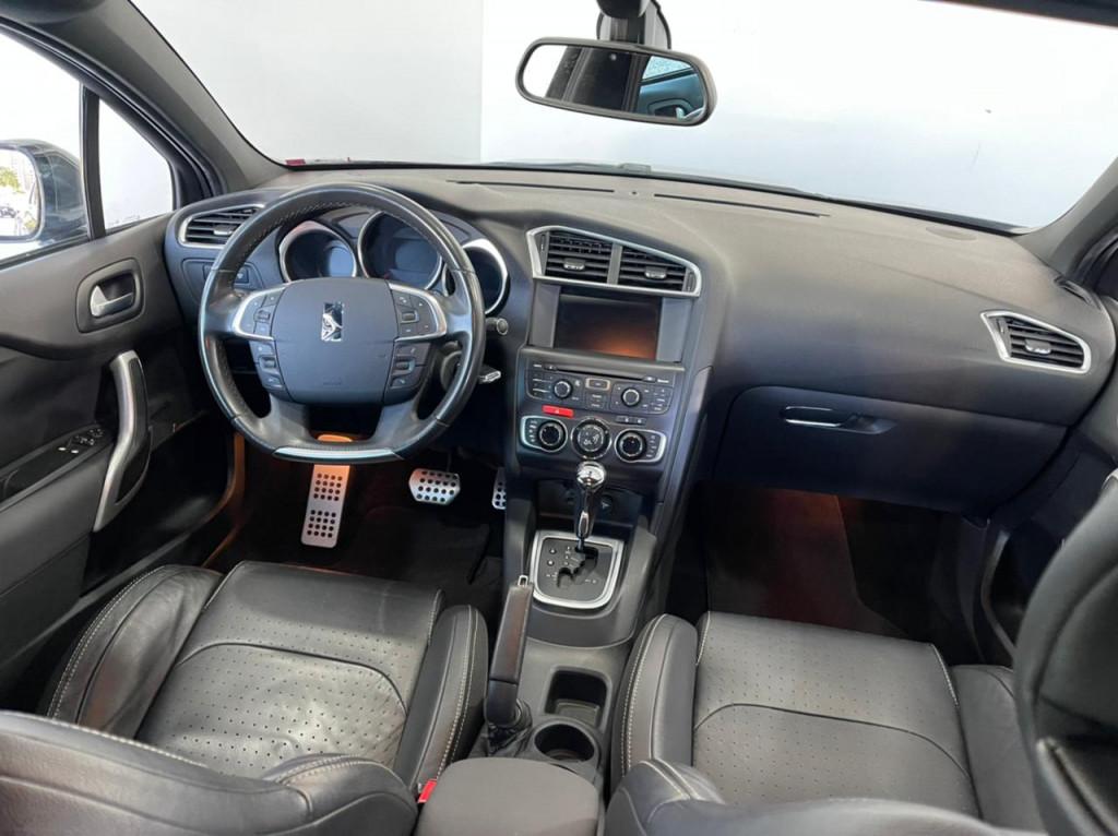 Imagem do veículo CITROËN DS4 1.6 THP GASOLINA 4P AUTOMÁTICO