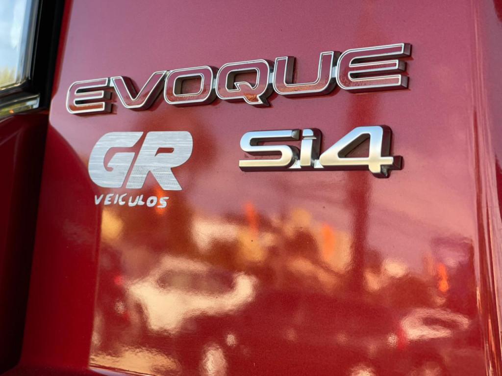 Imagem do veículo LAND ROVER RANGE ROVER EVOQUE 2.0 DYNAMIC 4WD 16V GASOLINA 4P AUTOMÁTICO