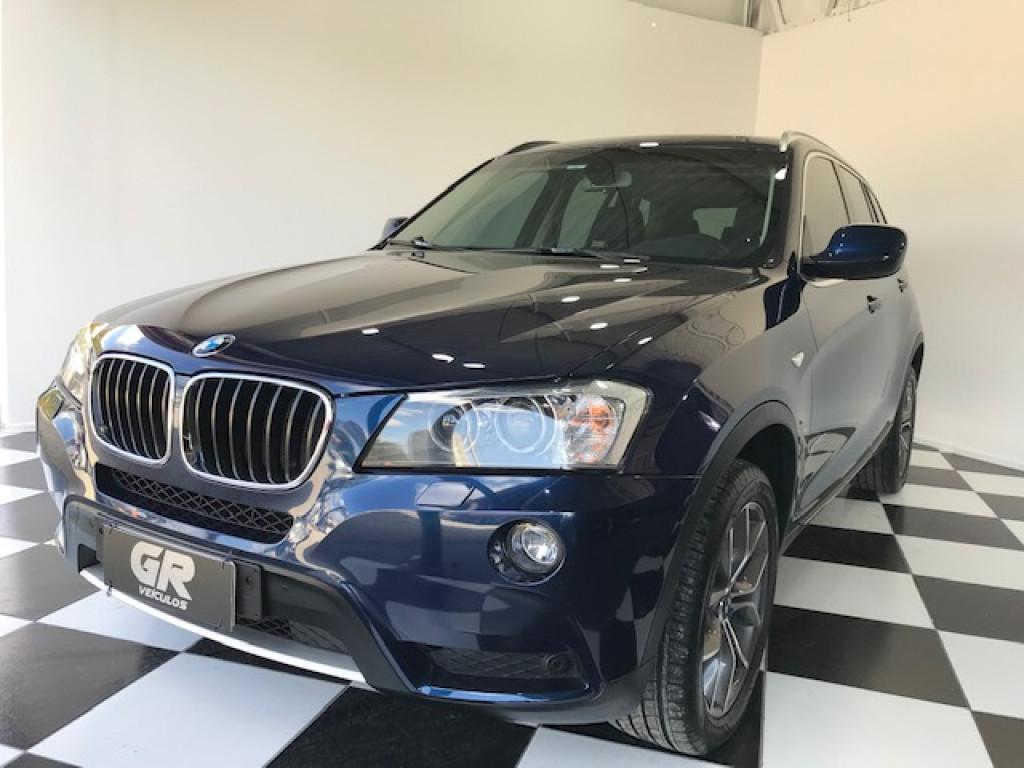 BMW X3 2.0 16V GASOLINA X LINE XDRIVE20I STEPTRONIC