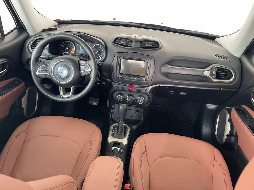 Imagem do veículo JEEP RENEGADE 1.8 16V FLEX 4P AUTOMÁTICO
