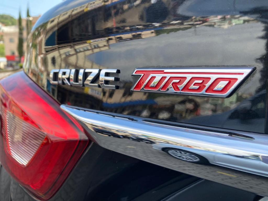 Imagem do veículo CRUZE LTZ 1.4 TURBO  AUTOMÁTICO!