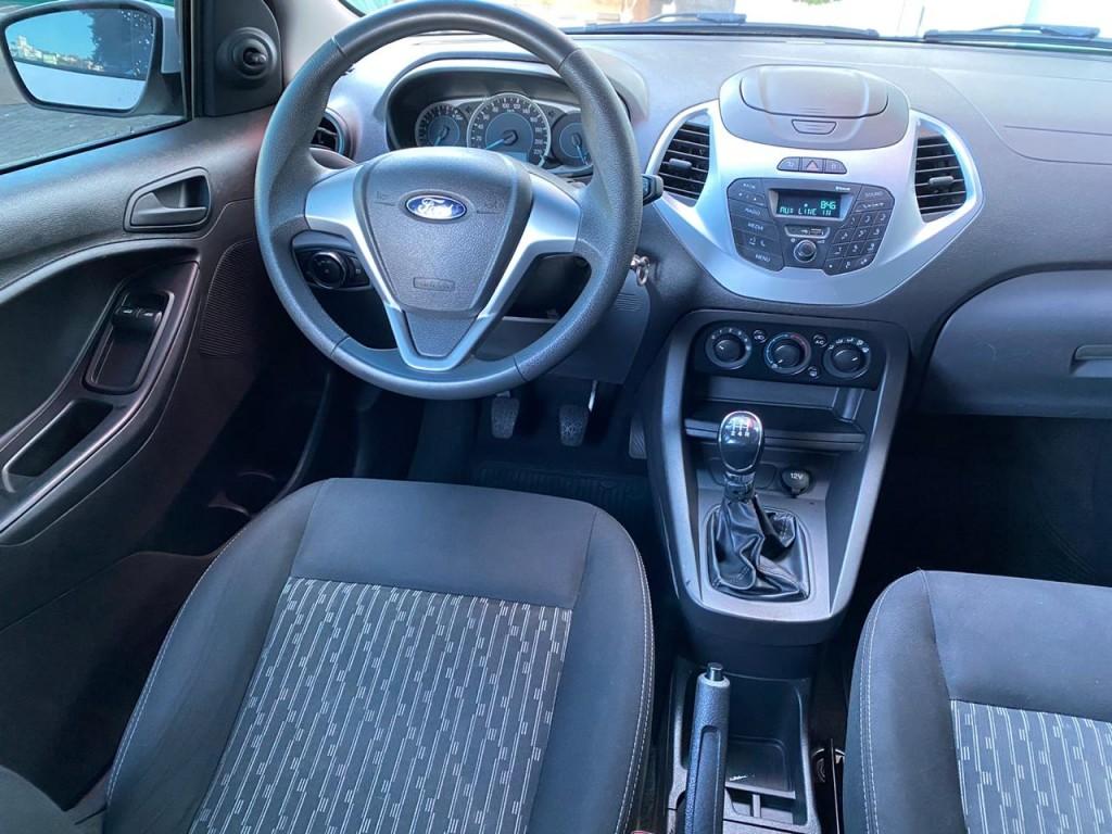 Imagem do veículo KA SE 1.0 COMPLETO!