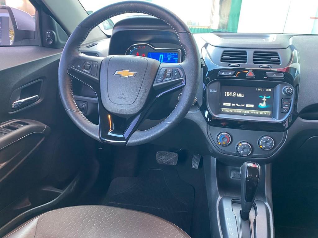 Imagem do veículo COBALT LTZ 1.8 AUTOMÁTICO! BANCOS REVESTIDOS EM COURO MARROM!