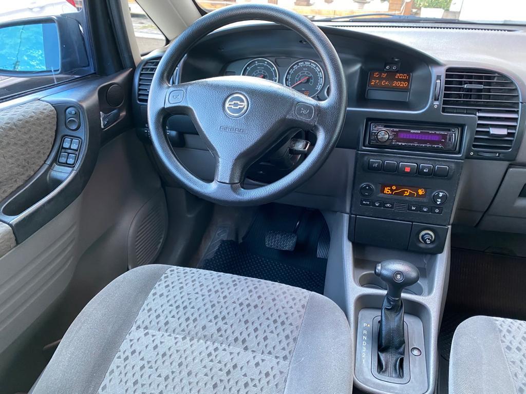 Imagem do veículo ZAFIRA 2.0 AUTOMÁTICA 7 LUGARES ABAIXO DA FIPE SEM TROCAS!