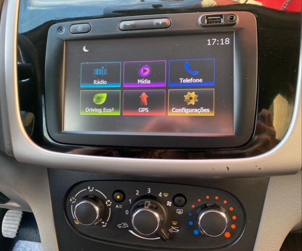 Imagem do veículo LOGAN EXPRESSION 1.6 C/ MULTIMÍDIA COM GPS