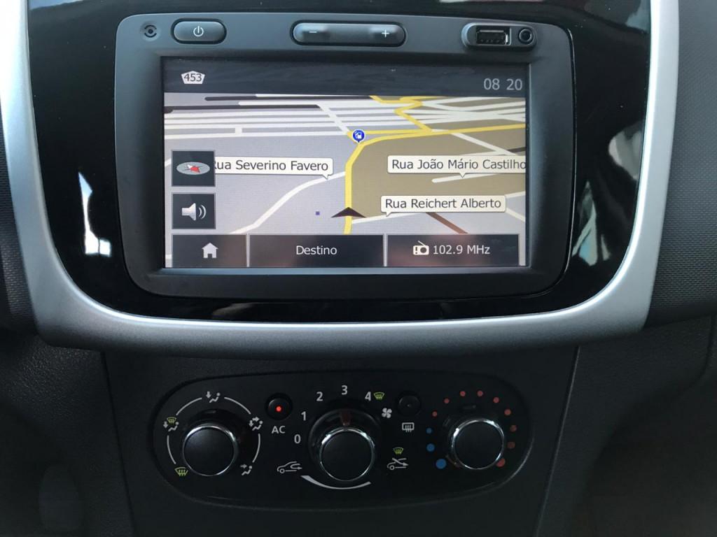 Imagem do veículo SANDERO EXPRESSION 1.0 ÚNICO DONO! MULTIMÍDIA COM GPS!