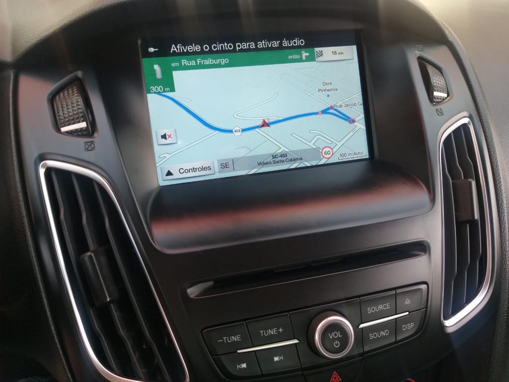 Imagem do veículo FOCUS FASTBACK SE PLUS 2.0 AT C/ MULTIMÍDIA