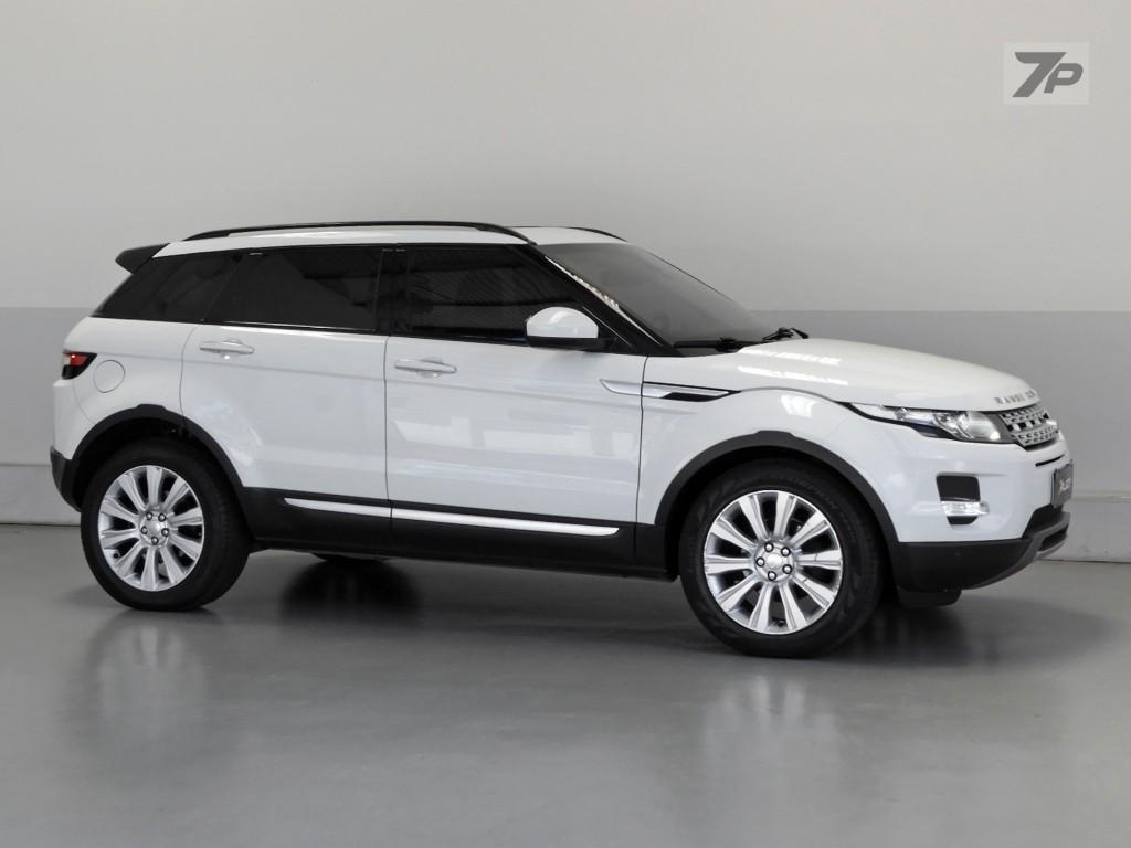 Imagem do veículo Range Rover Evoque Prestige 2.2 SD4 Diesel Blindado