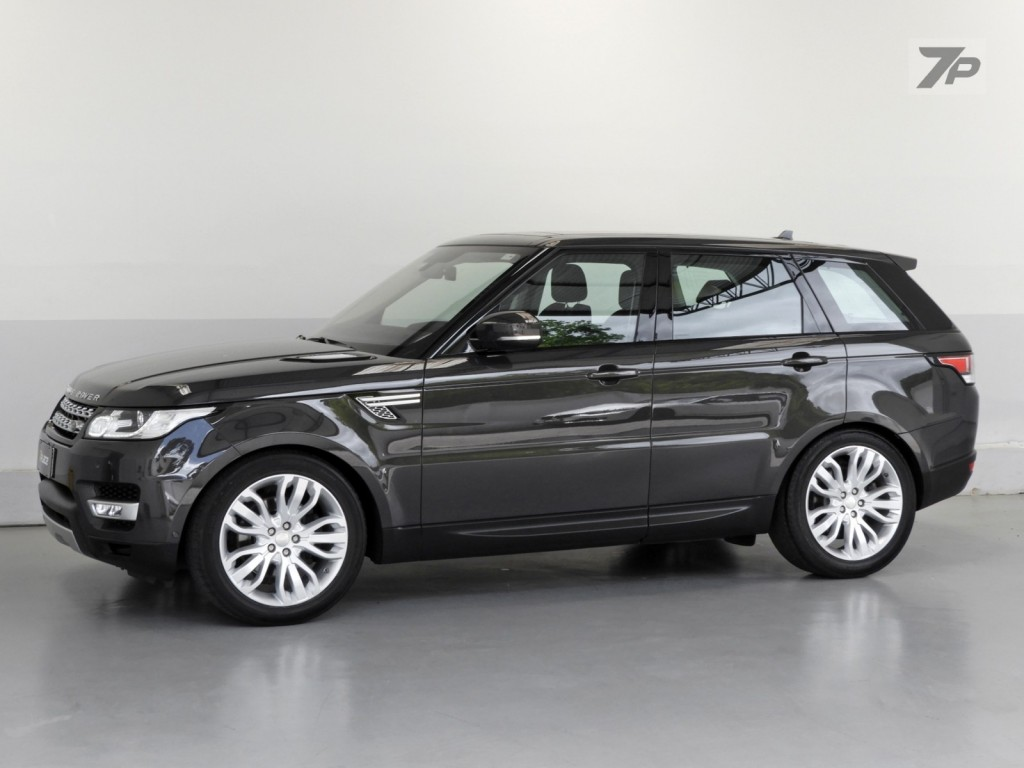 Range Rover Sport HSE 3.0 Supercharged V6 Gasolina Automático