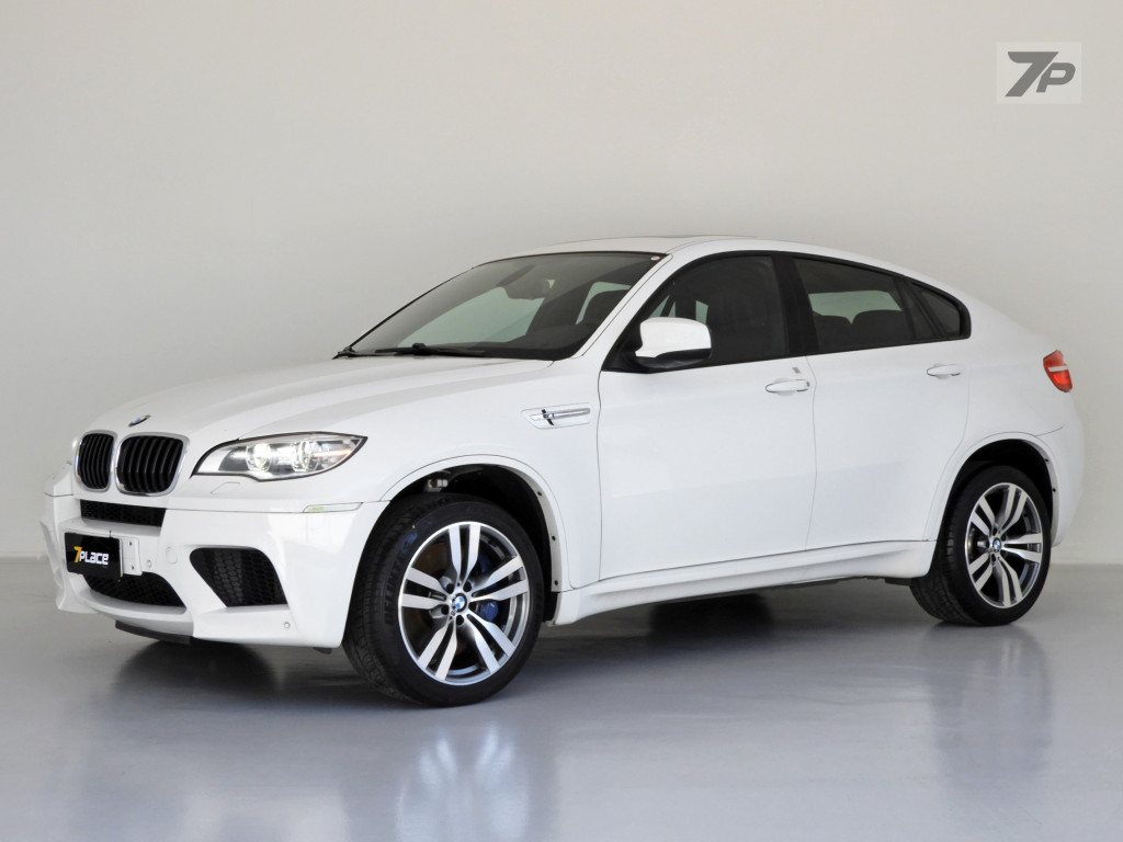 BMW X6 M 4.4 V8 Bi-TURBO 4P AUTOMÁTICO