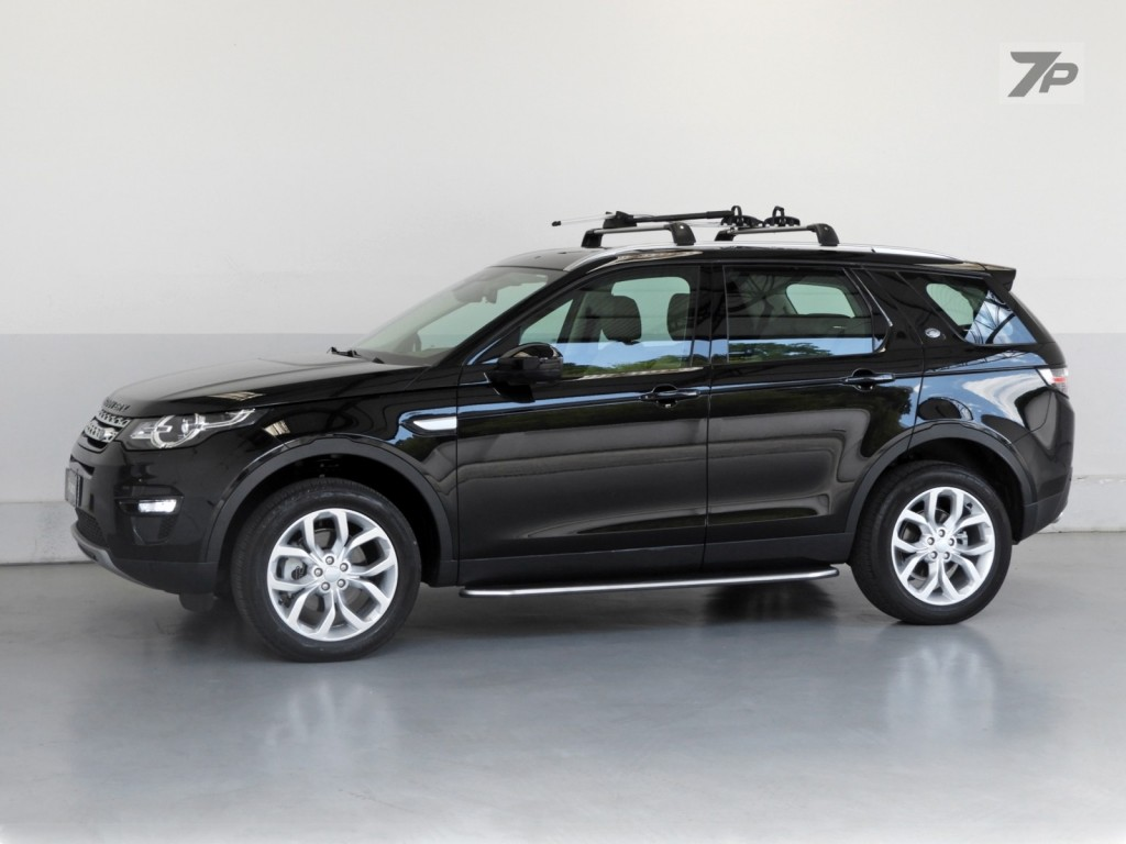 Land Rover Discovery Sport HSE 2.0 SI4 Turbo Gasolina 4P Automático