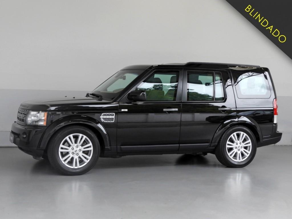Land Rover Discovery 4 SE 3.0 Diesel Blindado 4x4 4P Automático
