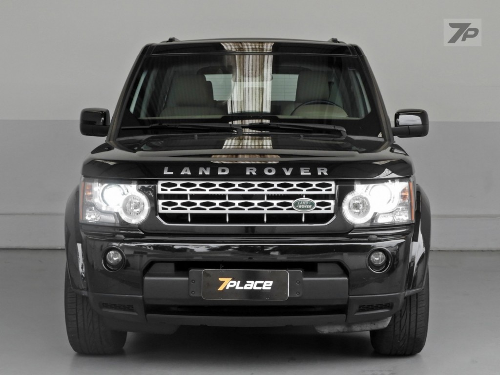 Imagem do veículo Land Rover Discovery 4 SE 3.0 Diesel Blindado 4x4 4P Automático