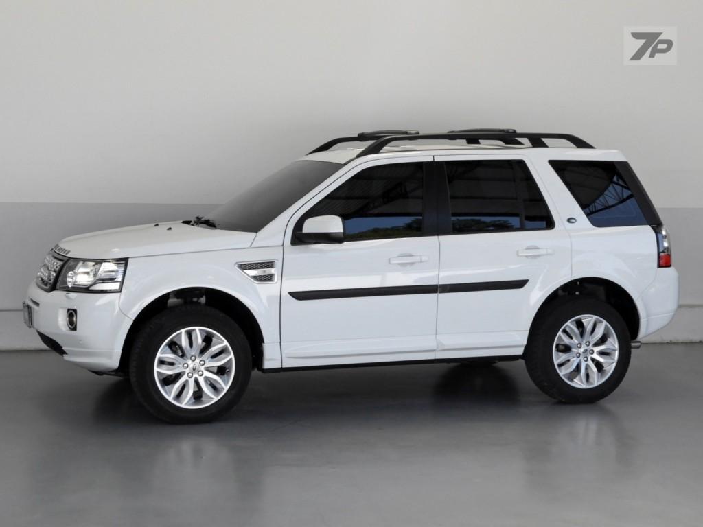 Imagem do veículo Land Rover Freelander 2 2.0 16V SE Si4 4P Automático