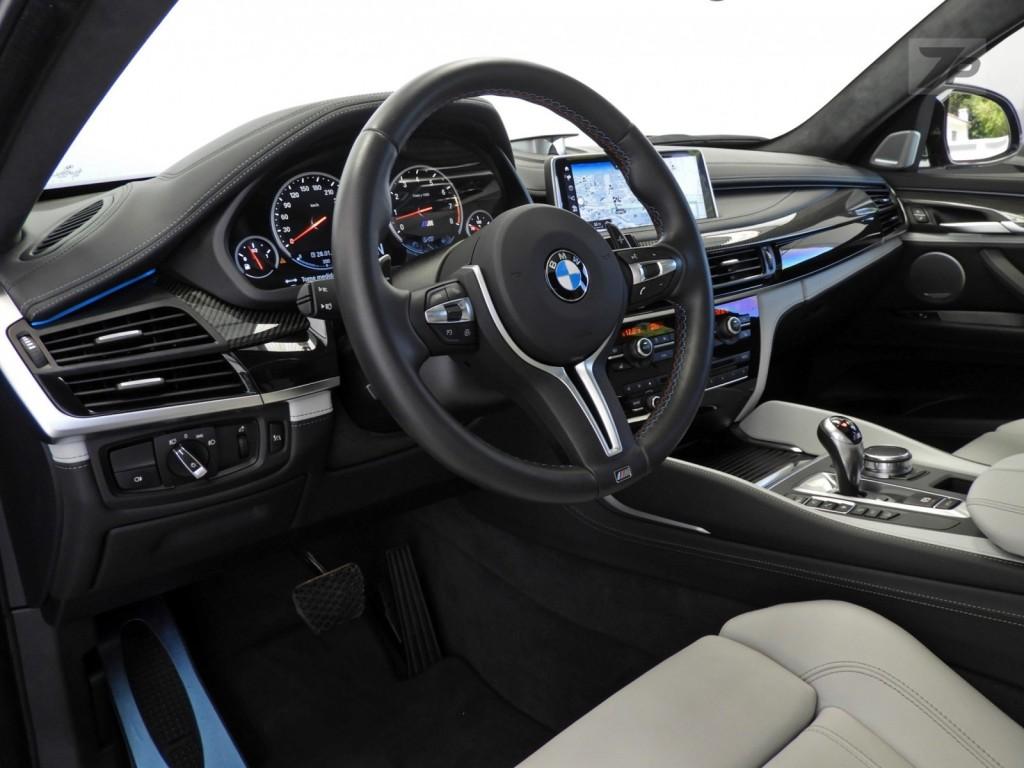 Imagem do veículo BMW X6 4.4 M 32V 4x4 V8 Bi-Turbo Coupé 4P Automático