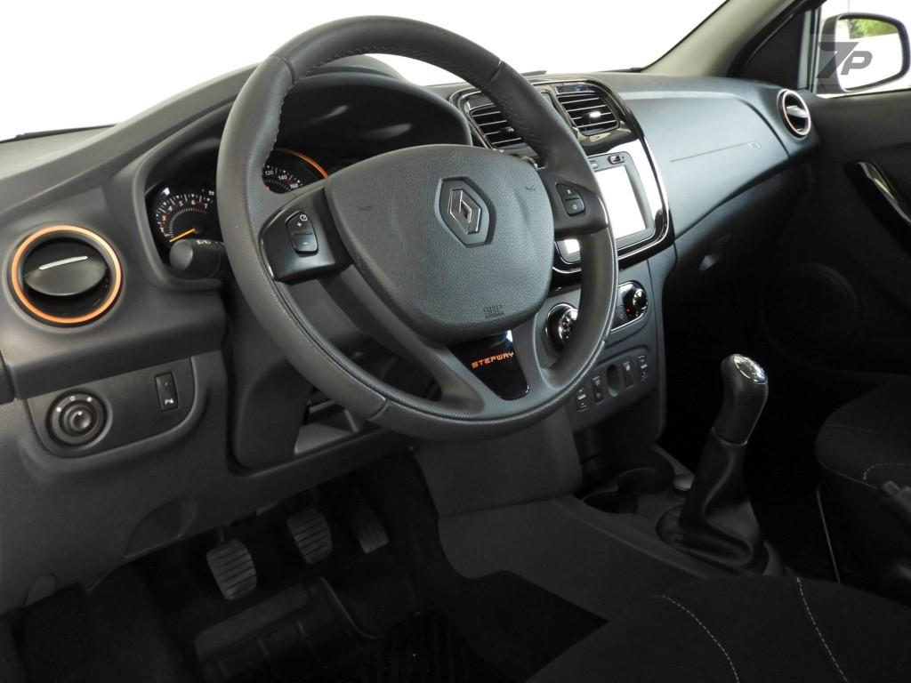Imagem do veículo Renault Sandero 1.6 8V Stepway High-Power Flex 4P Manual