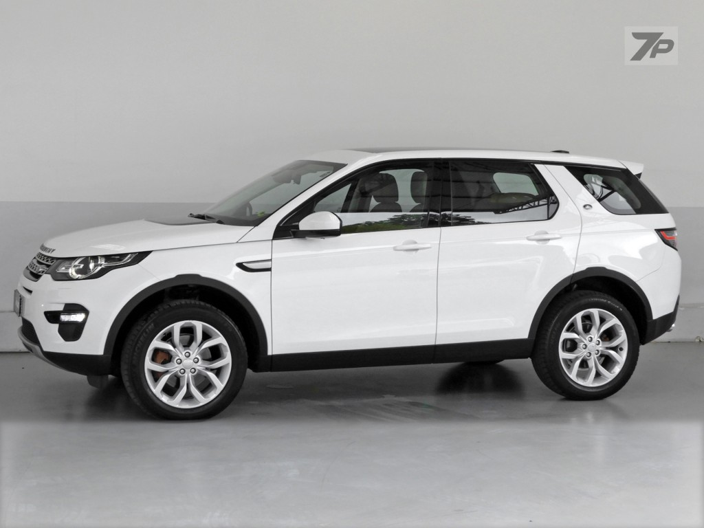 Land Rover Discovery Sport 2.0 SI4 Turbo Gasolina HSE Automático