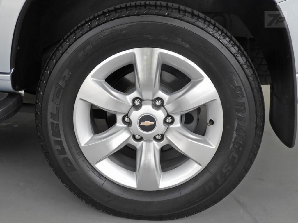 Imagem do veículo Chevrolet Trailblazer 2.8 16V 4x4 Turbo LTZ 4P Automático