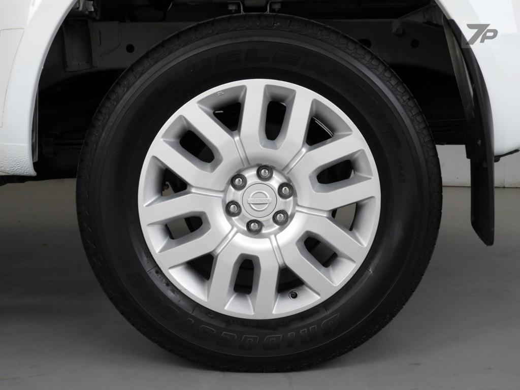 Imagem do veículo Nissan Frontier SL 2.5 Turbo Diesel CD 4x4 Automático