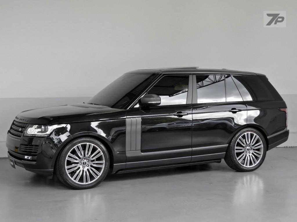 Range Rover Vogue TDV6 Diesel Aut.