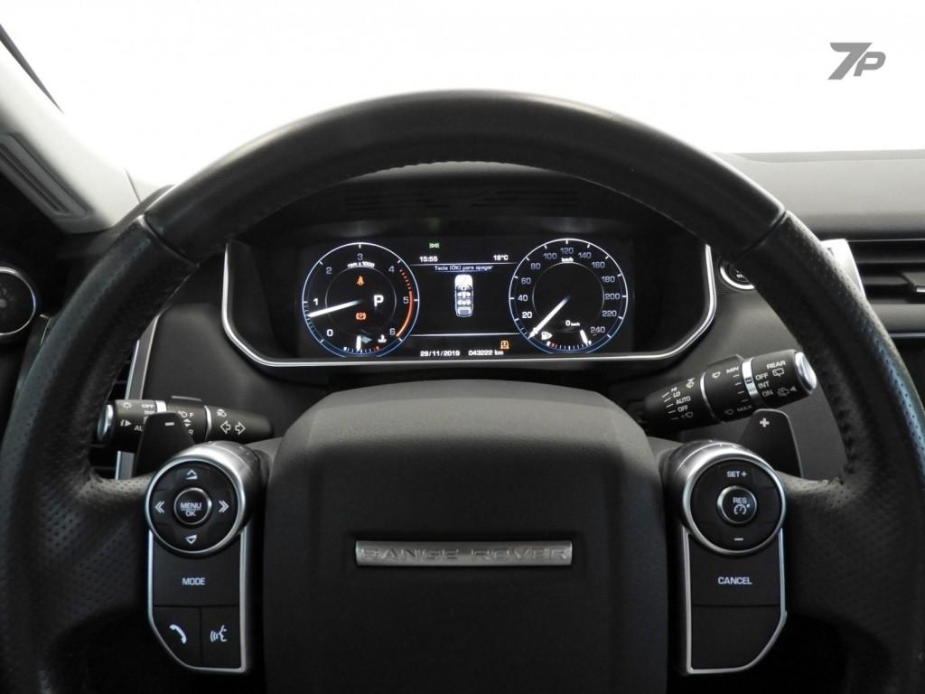 Imagem do veículo Range Rover Sport HSE 3.0 V6 BiTurbo Diesel 4x4 4P Automático