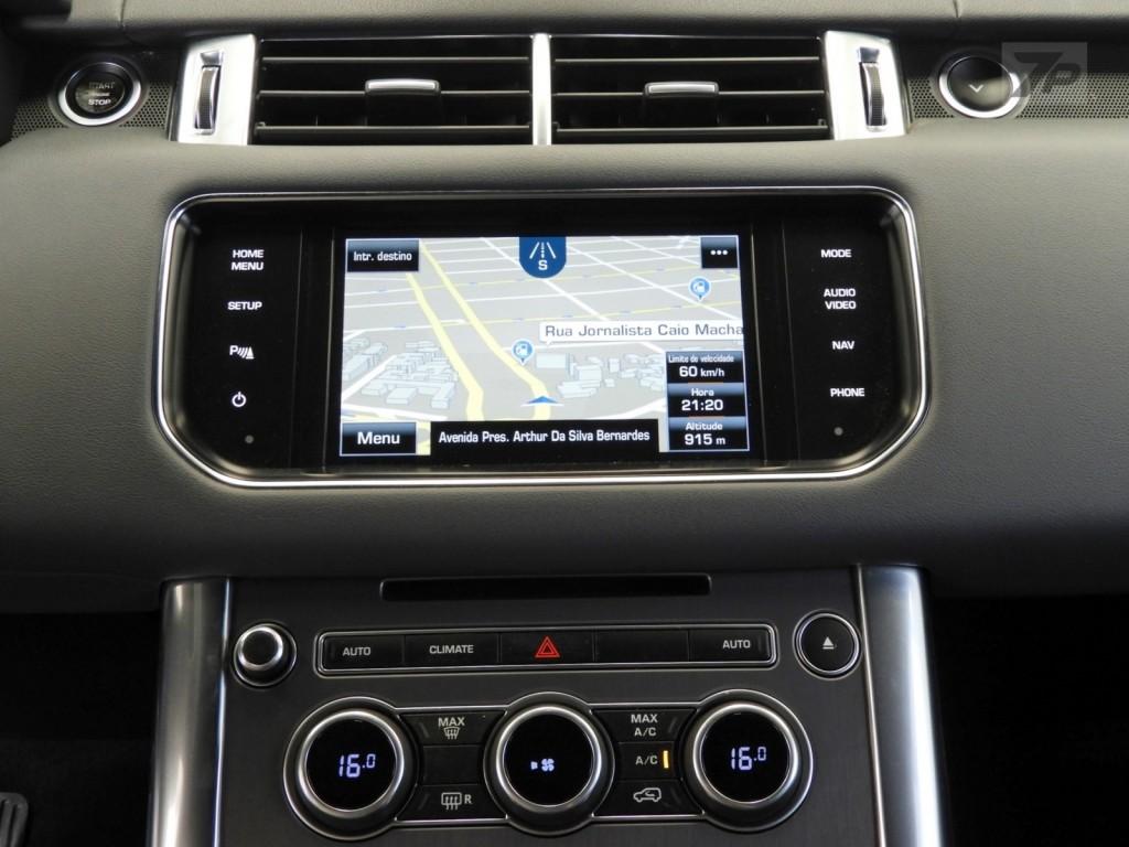 Imagem do veículo Range Rover Sport SE 3.0 V6 Bi-Turbo 4x4 4P Automático