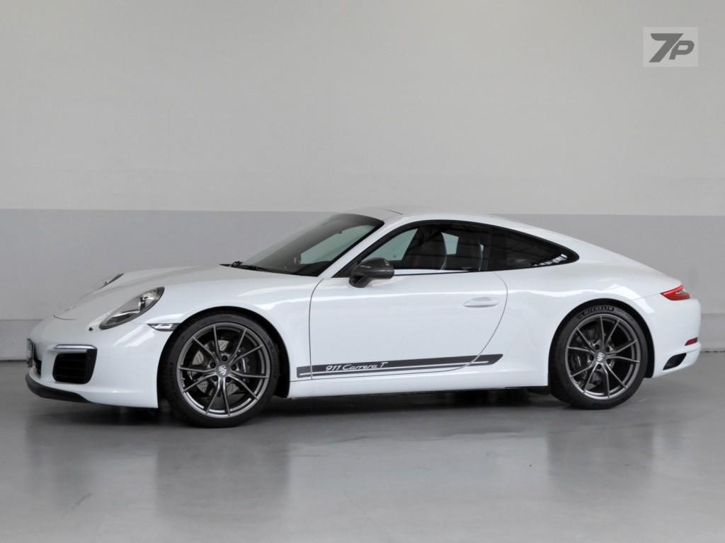 Porsche 911 Carrera T 3.0 370 CV