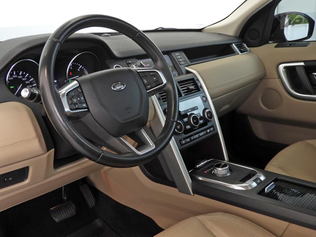 Imagem do veículo Land Rover Discovery Sport 2.0 16V SD4  Turbo  Diesel  HSE 4P Automático