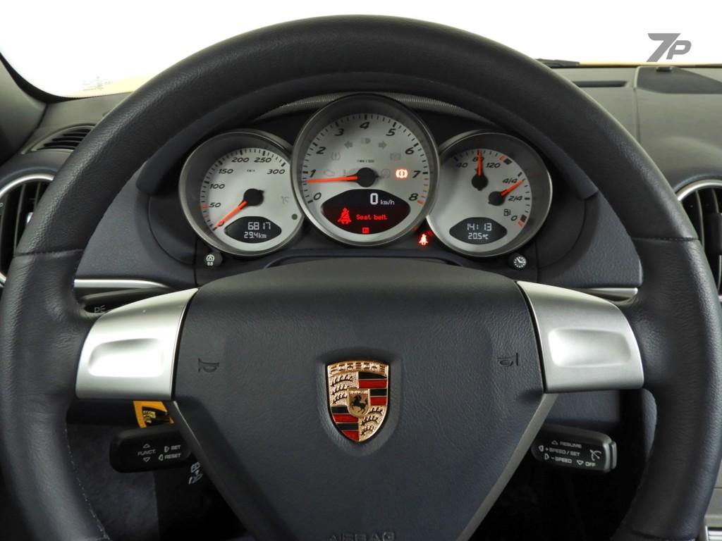 Imagem do veículo Porsche Boxster 3.4 S I6 24V Gasolina 2P Manual