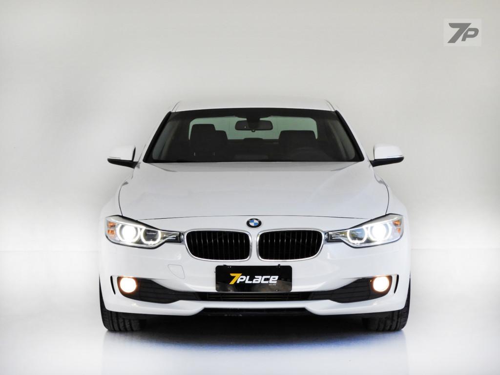 Imagem do veículo BMW 316i 1.6 SEDAN 16V TURBO GASOLINA 4P AUTOMATICO