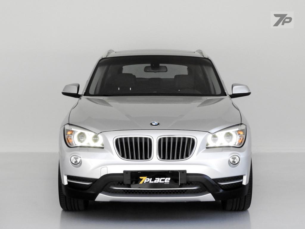 Imagem do veículo BMW X1 2.0 16V TURBO GASOLINA SDRIVE20I GP 4P AUTOMÁTICO