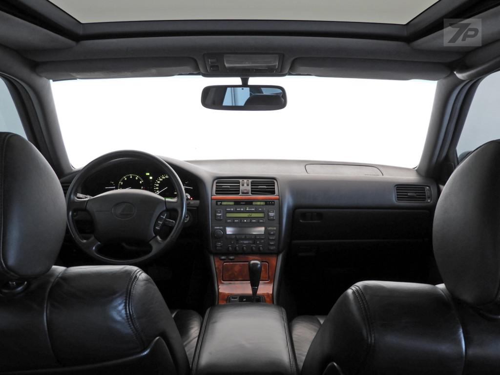 Imagem do veículo LEXUS LS 4.0 400 V8 32V GASOLINA 4P AUTOMÁTICO