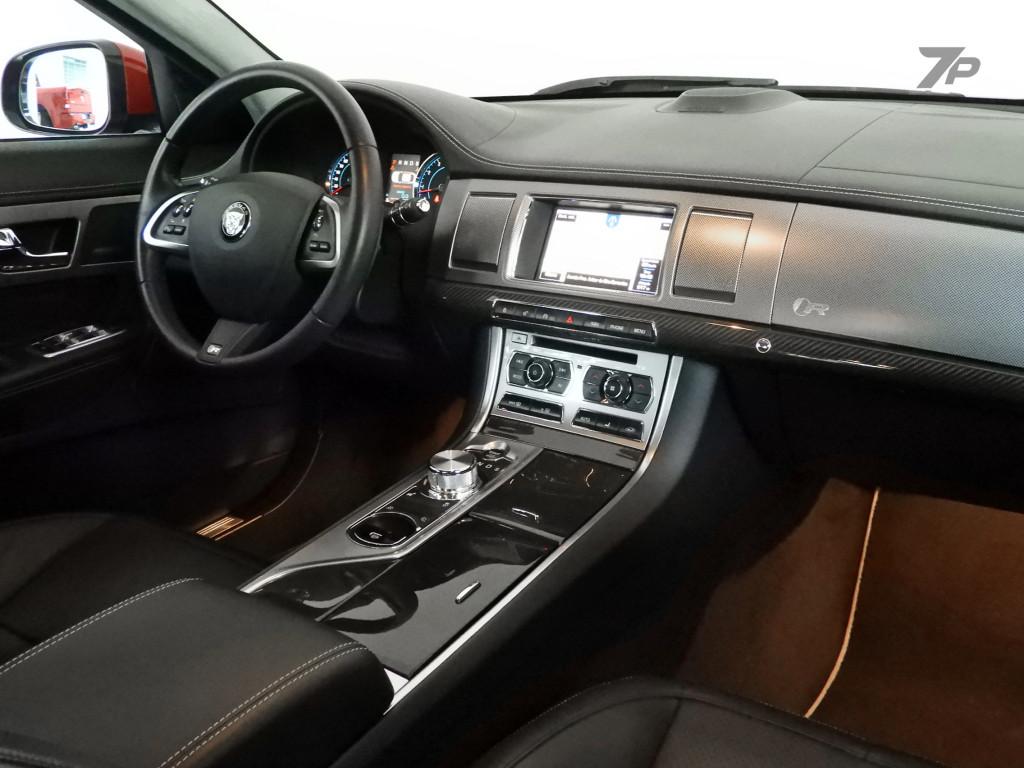 Imagem do veículo JAGUAR XFR 5.0 V8 32V GASOLINA 4P AUTOMÁTICO