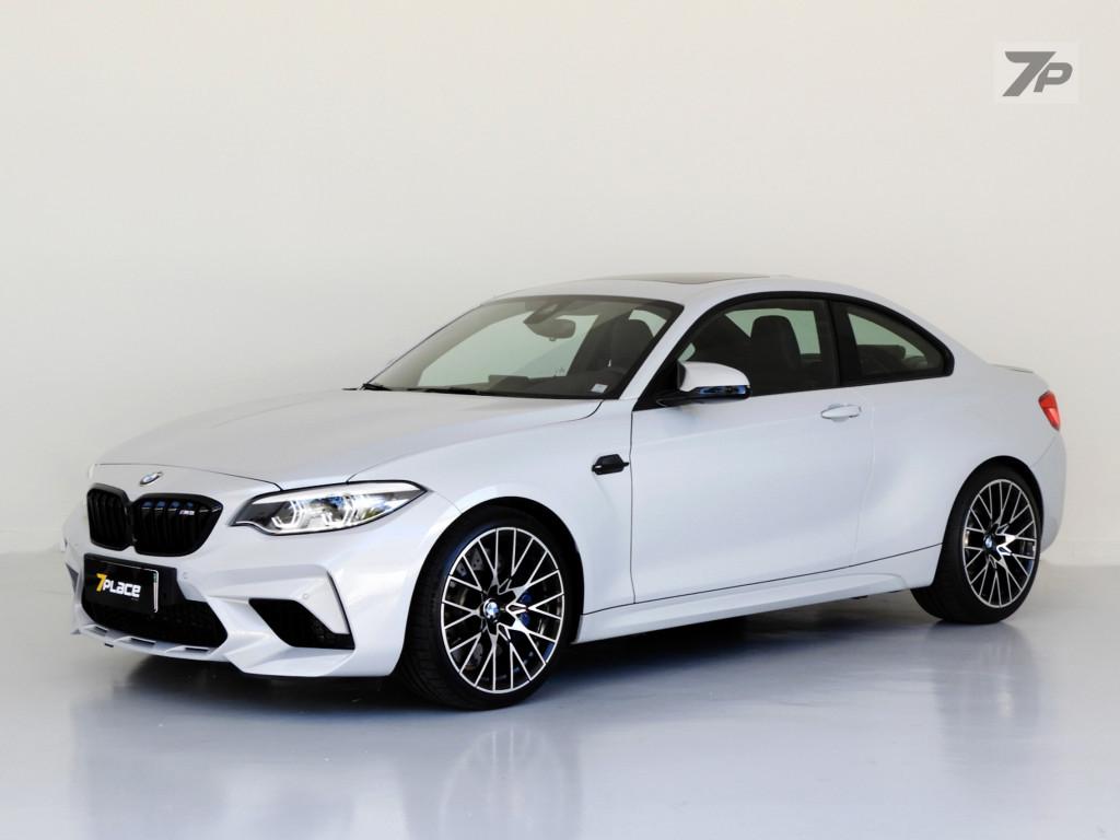 BMW M2 3.0 24V I6 GASOLINA COMPETITION COUPÉ M DCT