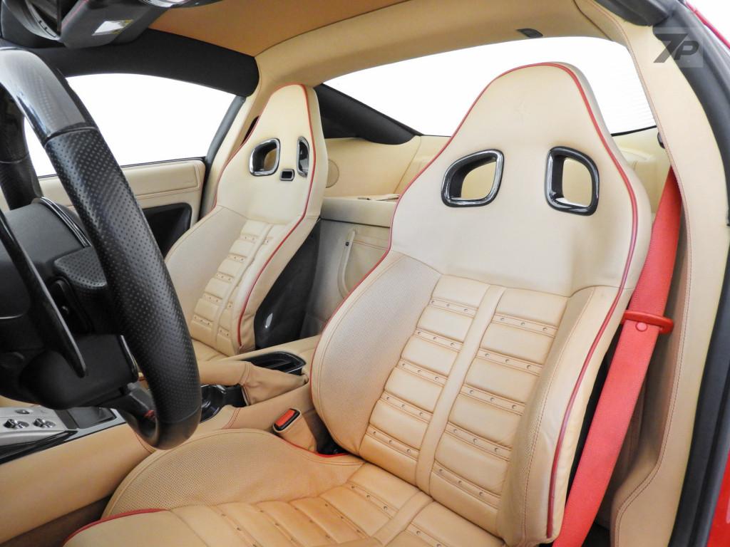 Imagem do veículo FERRARI 599 GTB FIORANO 6.0 FIORANO V12 48V GASOLINA 2P F1 AUTOMÁTICO
