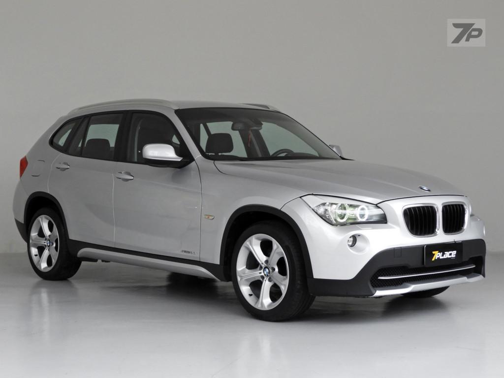 Imagem do veículo BMW X1 2.0 16V TURBO GASOLINA SDRIVE20I 4P AUTOMÁTICO