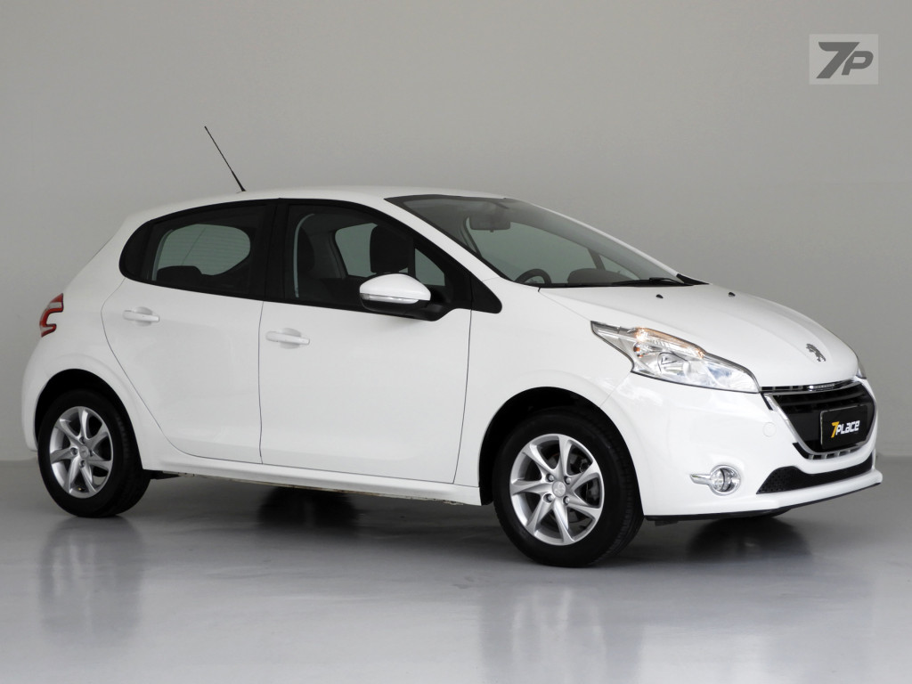 Imagem do veículo PEUGEOT 208 1.5 ACTIVE PACK 8v FLEX  4P MANUAL