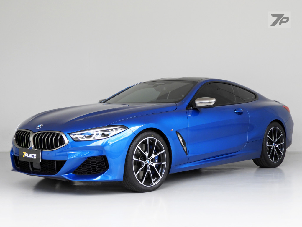 BMW M 850i 4.4 V8 TWINPOWER GASOLINA XDRIVE STEPTRONIC