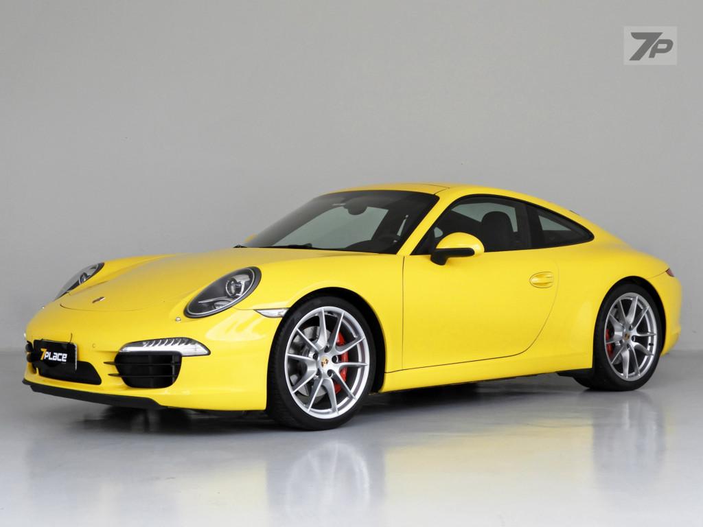 PORSCHE 911 3.8 CARRERA S COUPÉ 6 CILINDROS 24V GASOLINA 2P AUTOMÁTICO