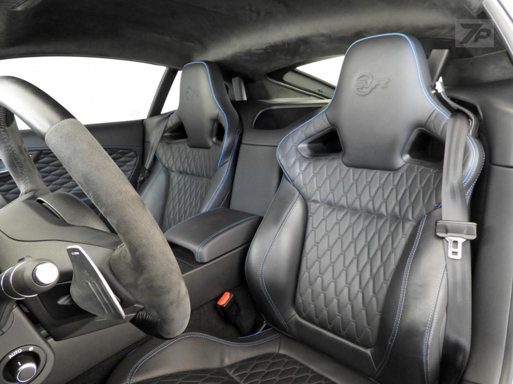 Imagem do veículo JAGUAR F-TYPE 5.0 COUPÉ SVR AWD SUPERCHARGED V8 32V GASOLINA 2P AUTOMÁTICO