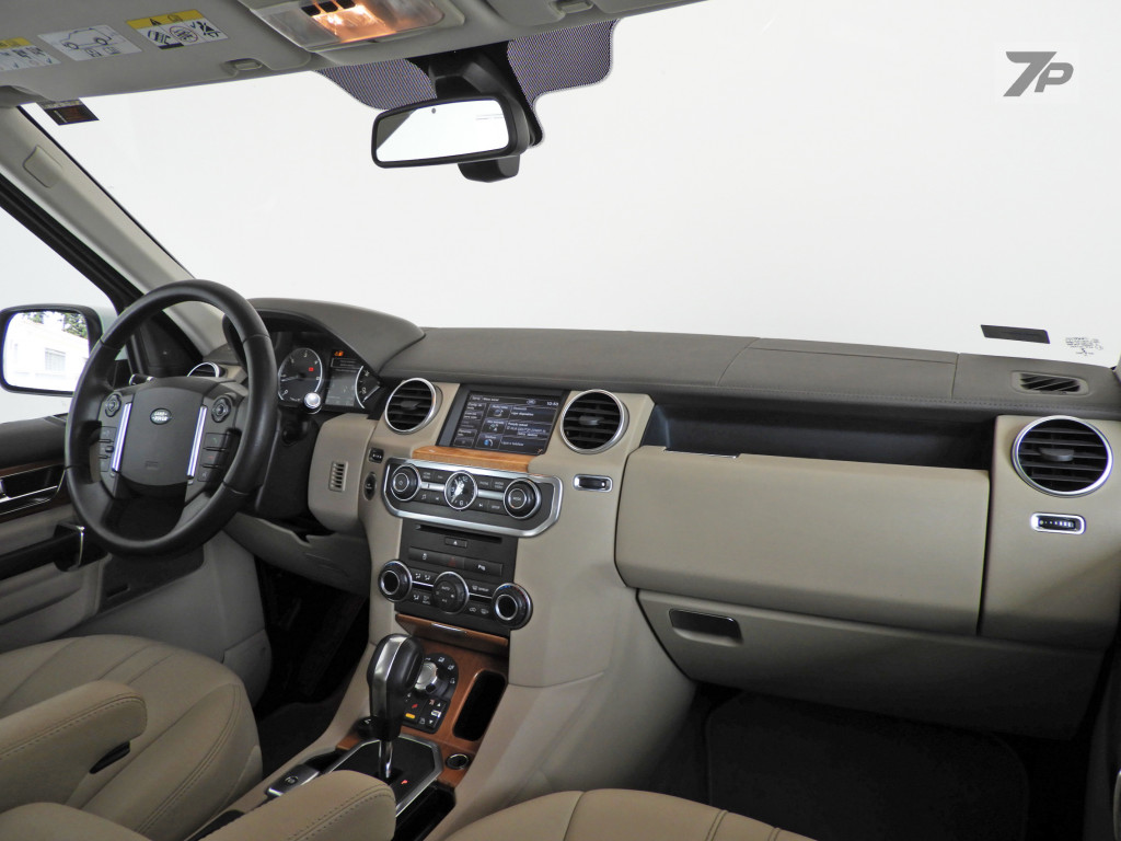 Imagem do veículo LAND ROVER DISCOVERY 4 3.0 HSE 4X4 V6 24V  DIESEL 4P AUTOMÁTICO