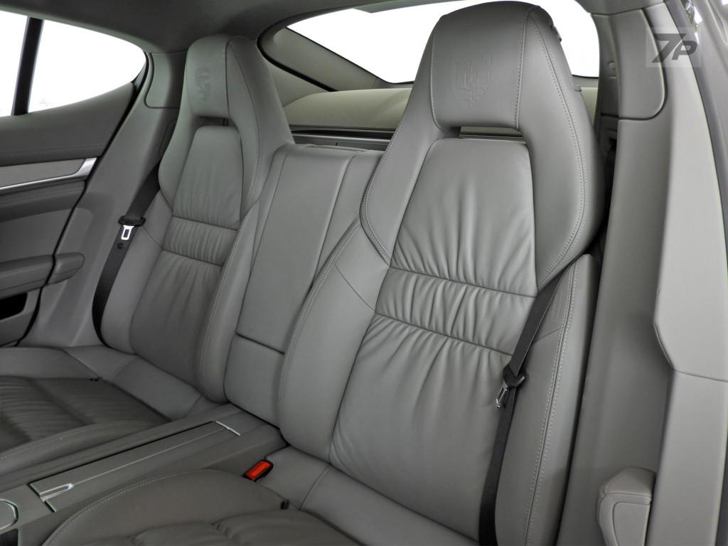 Imagem do veículo PORSCHE PANAMERA 4.8 S V8 GASOLINA 4P AUTOMÁTICO