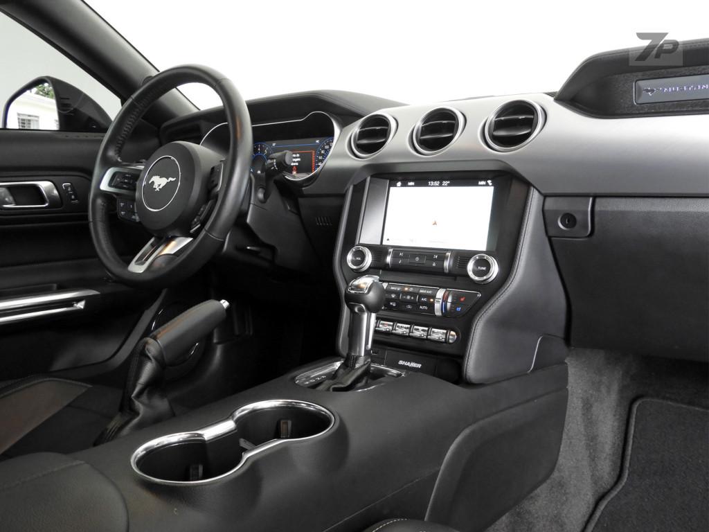 Imagem do veículo FORD MUSTANG 5.0 GT PREMIUM COUPÉ V8 32V GASOLINA 2P AUTOMÁTICO