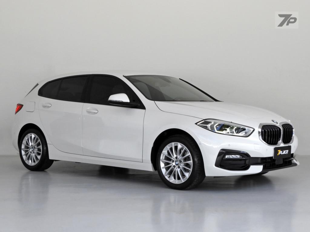 Imagem do veículo BMW 118i 1.5 12V GASOLINA SPORT GP STEPTRONIC